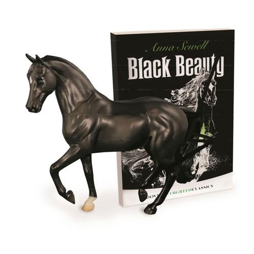 Breyer - Classics Black Beauty Horse and Book Set