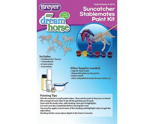 Breyer - Suncatcher Stablemates Paint Kit