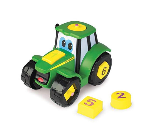 John Deere Learn and Pop Johnny Tractor