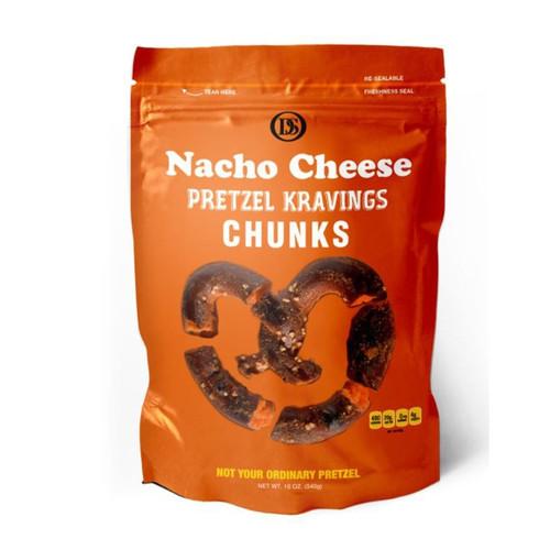 Dakota Style Pretzel Chunks- Nacho Cheese
