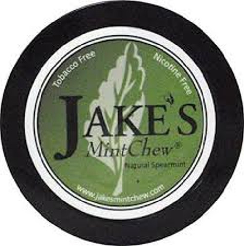 Jake's Mint Chew- Jake's Non-Tobacco Mint Chew