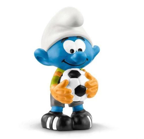 Schleich Football Smurf Goalkeeper