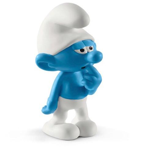 Schleich Clumsy Smurf