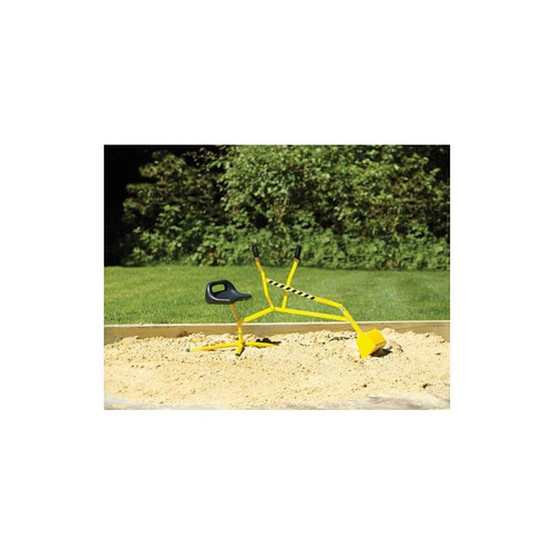 Reeves International- The Big Dig- Yellow