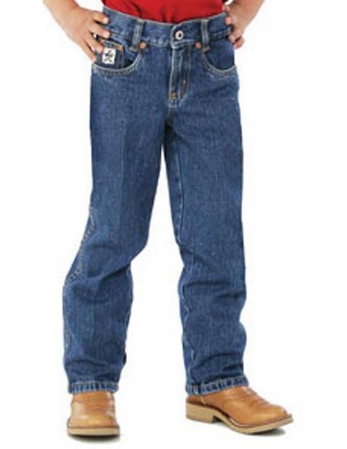 Cinch - Boys Adjustable Original Regular Fit Jeans - Denim