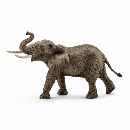 Schleich - African Male Elephant