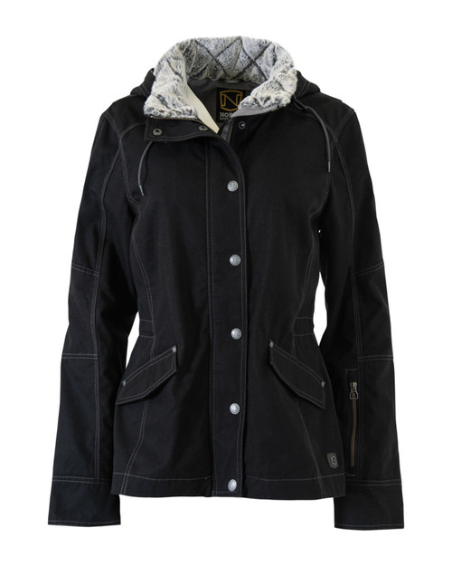 Noble Outfitters Womens FullFlexx Canvas Jacket