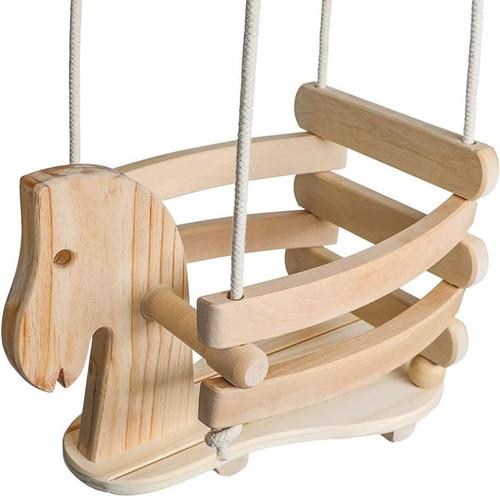 Homewear Horse Shaped Infant Swing - 2431