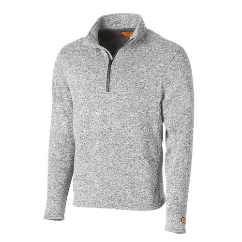 Wrangler Mens FR Flame Resistant 1/4 Zip Pullover Hoodie