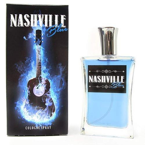 NASHVILLE BLUE MEN'S COLOGNE 3.4 FL OZ