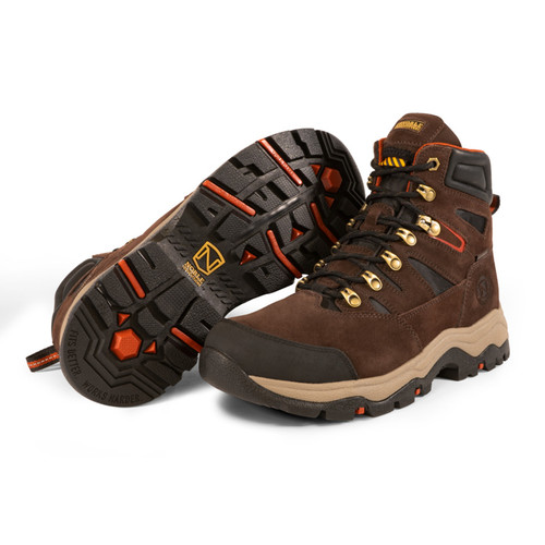 """Noble Outfitters Mens Rivet Advance 6"""" Waterproof Boots"""