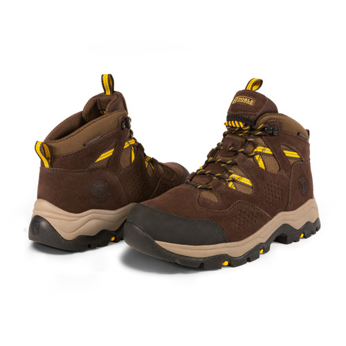 Noble Outfitters Mens Rivet Cutter Mid Waterproof Boots