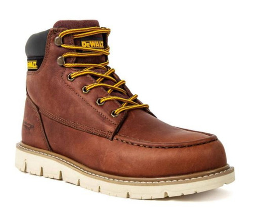 DeWALT Mens 10 in. Flex Moc Soft Toe Work Boots