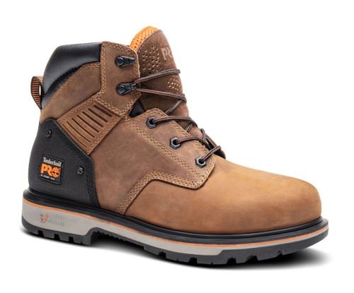 "Timberland Pro Mens 6"" Ballast Steel Safety Toe Boot"