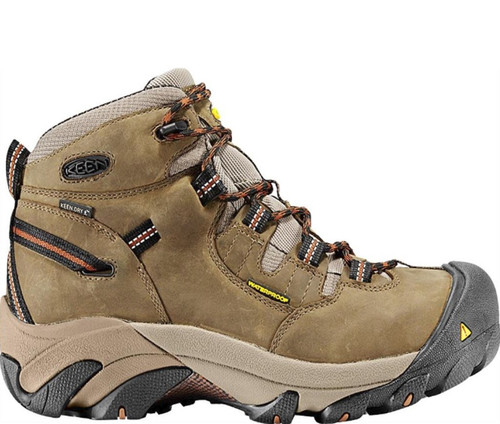 Keen Utility - Mens Detroit XT Mid Waterproof Work Boots