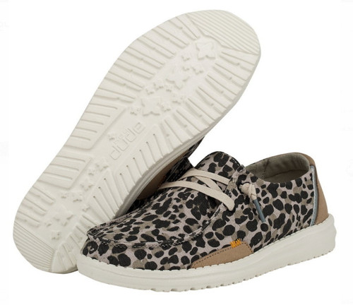 Hey Dude Womens Wendy Jungle Shoes