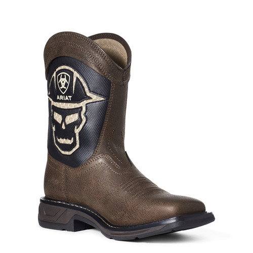 Ariat Boys WorkHog XT VentTEK Bold Roughneck Boots