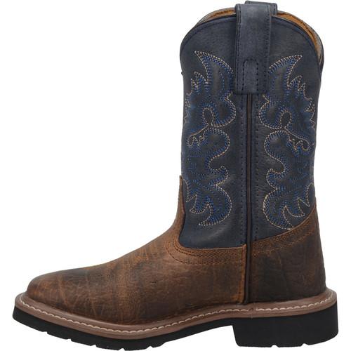 Dan Post Boys Brantley Square Toe Boots