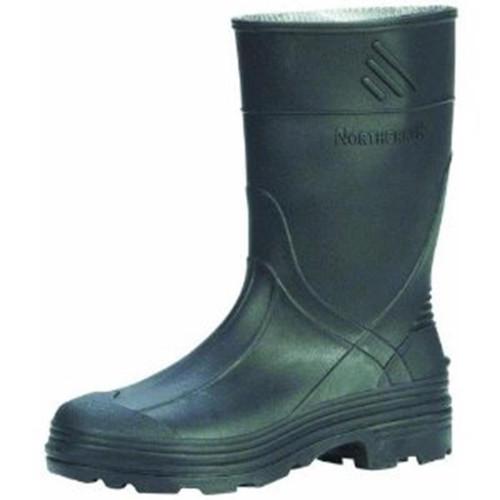 Norcross - Youth Northerner Splash Rain Boots - Black