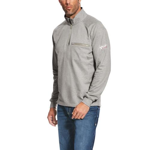 Ariat Mens FR 1/4 Zip Pullover