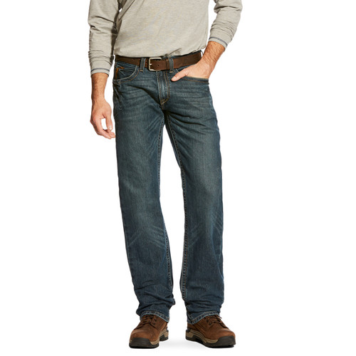 Ariat - Mens Rebar Ironside M5 Slim Straight Leg Jean