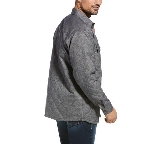 Ariat Mens Nollie Retro Reversible Shirt Jacket