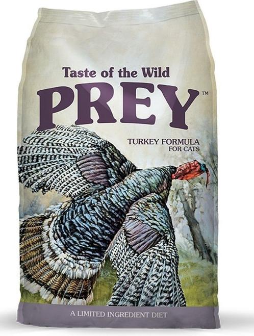 Taste of the Wild Prey Turkey Limited Ingredient Cat Food - 6LB