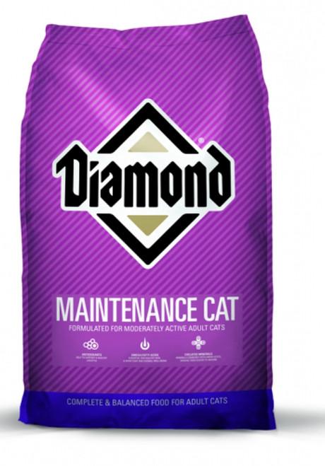 Diamond Maintenance Dry Cat Food - 40 lb. Bag