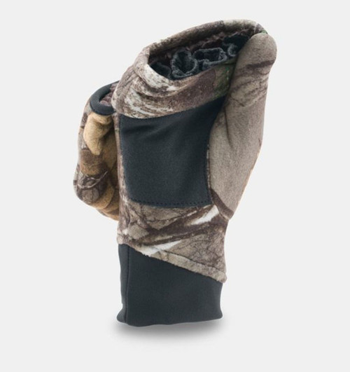 Under Armour - Womens Realtree Xtra Hunting Mittens
