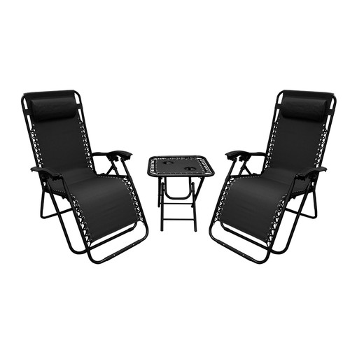 Big R Lounger Side Table Combo