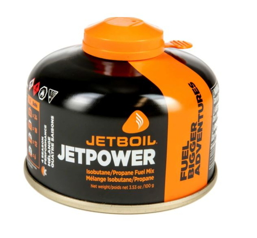 Jetboil Jetpower 230g Fuel Canister