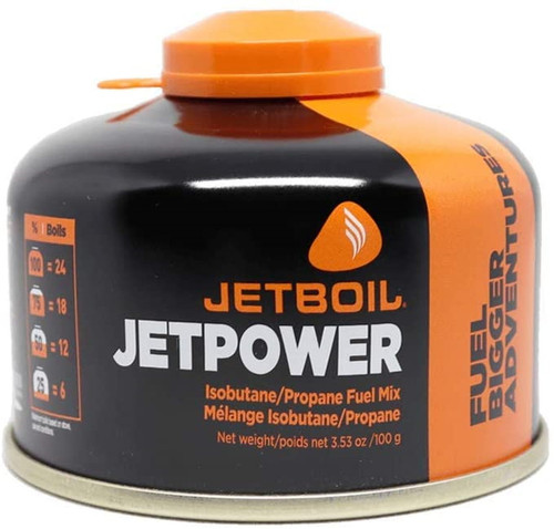 Jetboil Jetpower Fuel for Jetboil Camping and Backpacking System