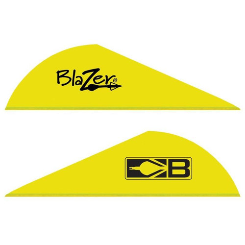 Bohning Blazer Neon Vanes- 2 in.