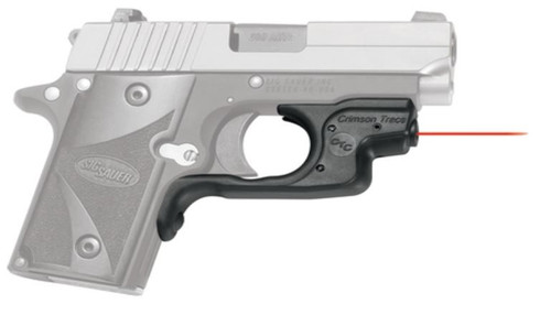 Crimson Trace Laserguard Series For Sig Sauer P238/P938 Red Laser