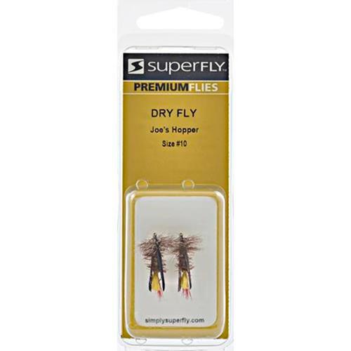 Maurice Sporting Goods- Dry Fly-Joe's Hopper #10