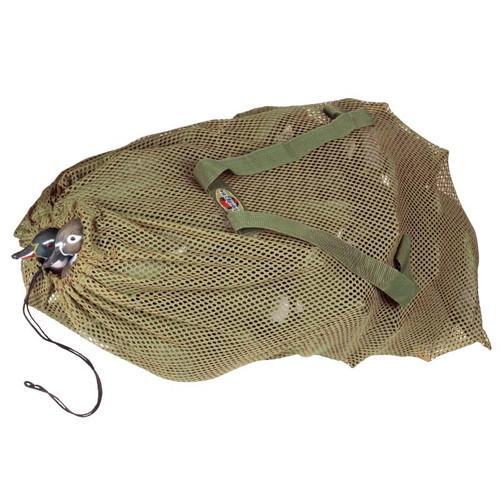 Flambeau- Mesh Decoy Bag- Green