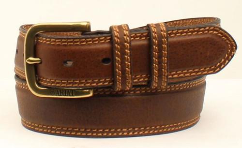 Ariat Mens Belt, Brown