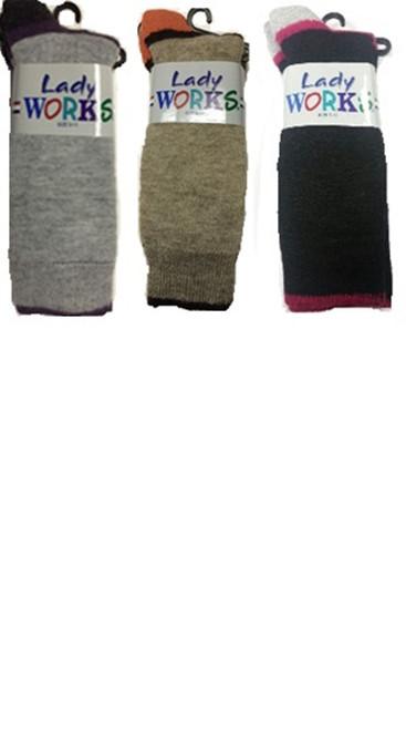 Railroad Sock - Womens Cushioned Wool Socks