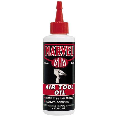 Warren Distribution -  Marvel Air Tool Oil - 4 oz.
