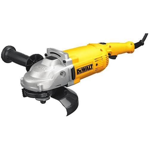 DeWALT - 7 inch, 8,500 rpm 4HP Angle Grinder