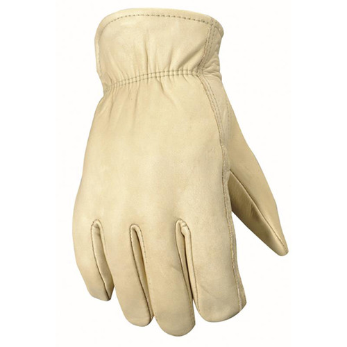 Wells Lamont  - Men's Insulated Grain Cowhide Leather Glove