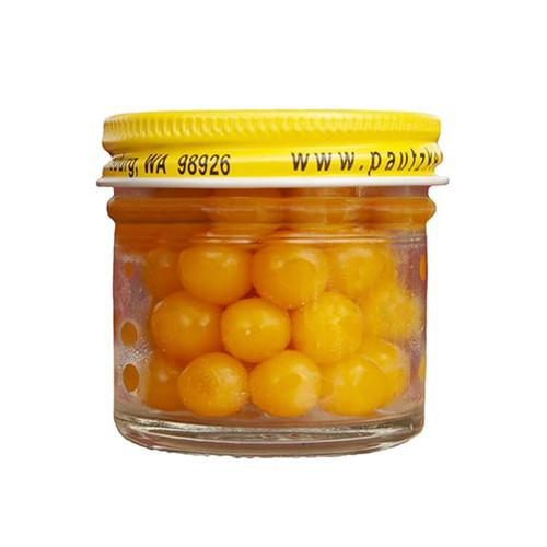 Pautzke Bait Balls O' Fire Salmon Eggs- Yellow Jackets