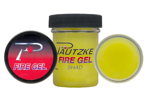 Pautzke Fire Gel- Shad