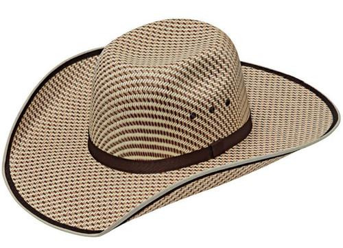 M&F Twister Youth Straw Hat- Tan
