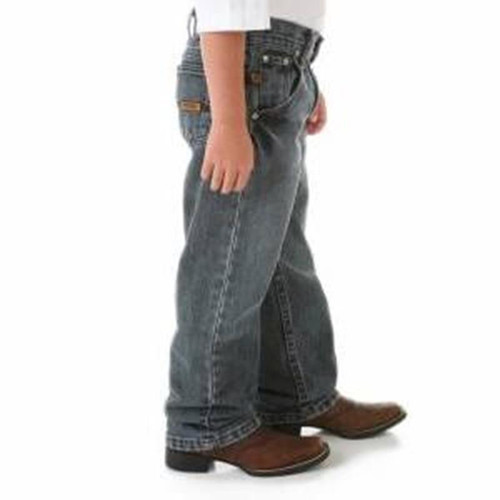 Wrangler - Youth Boys No. 33 Extreme Relaxed Fit Jeans - Vintage Night