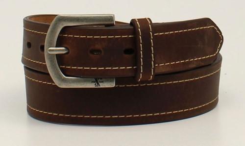 Nocona HDX Genuine Leather Mens Belt
