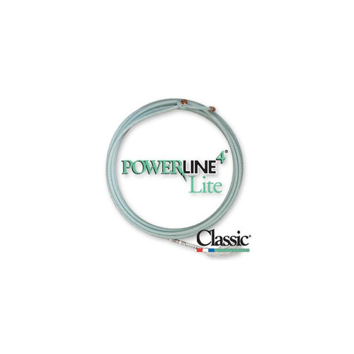 Classic Equine Ropes- Powerline 4 Lite Rope