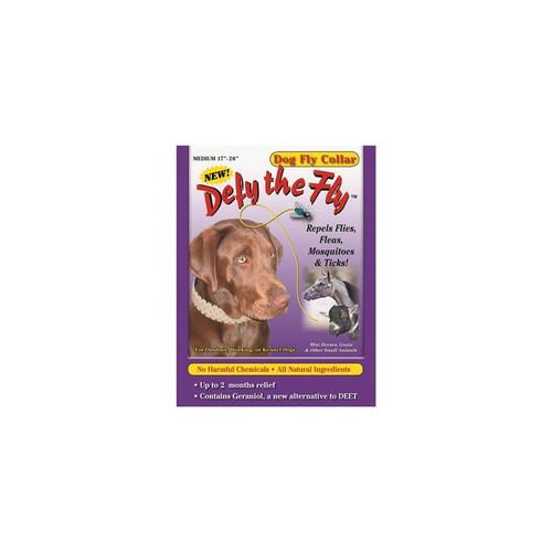 Defy the Fly- Dog Fly Collar
