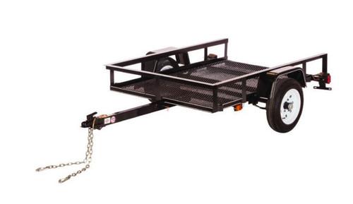 Carry-On 4X6T 2000 lb. GVWR Mesh Floor Trailer