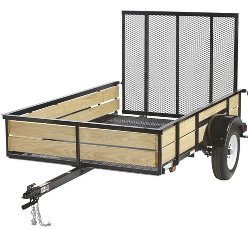 Carry-On 5X8SPWOODY 1525 lb. Steel Utility Trailer